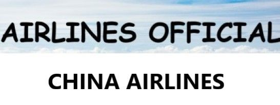 china airlines official site