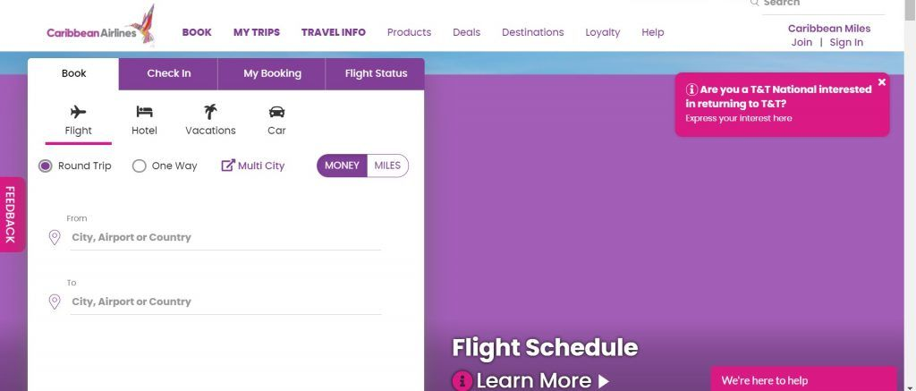 www.caribbean-airlines.com